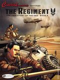 Regiment The True Story of the SAS GN (2019 Cinebook) A Cinebook Recounts Tale 2-1ST