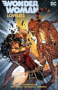 Wonder Woman TPB (2020-2021 DC) By G. Willow Wilson and Steve Orlando 3-1ST