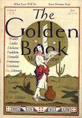 Golden Book Magazine (1925-1935 Review of Reviews) Pulp Vol. 1 #6