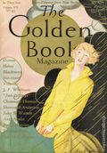 Golden Book Magazine (1925-1935 Review of Reviews) Pulp Vol. 7 #40