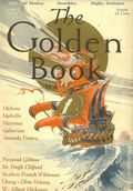 Golden Book Magazine (1925-1935 Review of Reviews) Pulp Vol. 2 #8