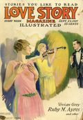 Love Story Magazine (1921-1947 Street & Smith) Pulp 1st Series Vol. 49 #4