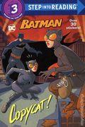 Batman Copycat! SC (2020 Random House) Step into Reading 1N-1ST