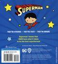 DC My Dad is Superhero HC (2020 Random House) A Board Book 1-1ST