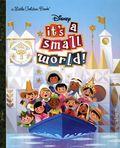 Disney It's a Small World! HC (2020 Golden Books) A Little Golden Books 1-1ST