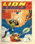 Lion and Eagle (1969-1970 IPC) UK 691213