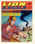 Lion and Eagle (1969-1970 IPC) UK 700103