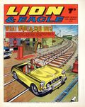 Lion and Eagle (1969-1970 IPC) UK 700110