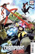Champions (2020 Marvel) 2D