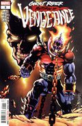 Ghost Rider Return of Vengeance (2019 Marvel) 1A