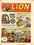 Lion (1960-1966 IPC) UK 2nd Series Nov 24 1962