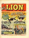 Lion (1960-1966 IPC) UK 2nd Series Aug 8 1964