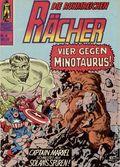 Die Ruhmreichen Racher (German 1974-1978 BSV-Williams) Avengers 16