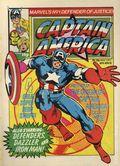 Captain America (1981-1982 Marvel UK) 8