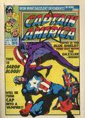 Captain America (1981-1982 Marvel UK) 17