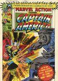 Captain America (1981-1982 Marvel UK) 25