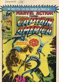 Captain America (1981-1982 Marvel UK) 27