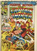 Captain America (1981-1982 Marvel UK) 28
