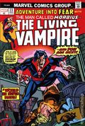 Morbius the Living Vampire Omnibus HC (2020 Marvel) 1B-REP