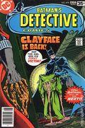 Detective Comics (1937 1st Series) Mark Jewelers 478MJ