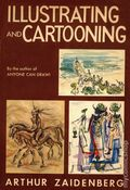 Illustrating and Cartooning HC (1959 Doubleday) 1-1ST
