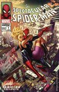 Peter Parker Spectacular Spider-Man (2017 1st Series) 1CAMPBELL.D