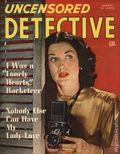 Uncensored Detective (1942) True Crime Magazine Vol. 3 #2