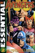 Essential Avengers TPB (1998- Marvel) 1st Edition 2-REP
