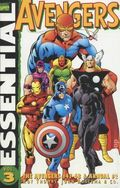 Essential Avengers TPB (1998- Marvel) 1st Edition 3-REP