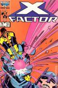 X-Factor (1986 1st Series) Mark Jewelers 14MJ