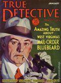 True Detective (1924-1995 MacFadden) True Crime Magazine Vol. 16 #4