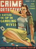 Crime Detective (1938-1953 1st Series) True Crime Magazine Vol. 5 #2