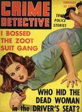 Crime Detective (1938-1953 1st Series) True Crime Magazine Vol. 5 #3
