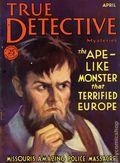 True Detective (1924-1995 MacFadden) True Crime Magazine Vol. 17 #1