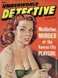 Underworld Detective Magazine (1949 UDI) Vol. 1 #8