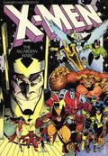 X-Men The Asgardian Wars TPB (1988 Marvel) 1st Edition 1-REP