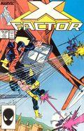 X-Factor (1986 1st Series) Mark Jewelers 17MJ