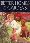 Better Homes & Gardens Magazine (1924) Vol. 13 #1