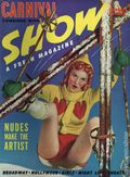 Carnival Combined with Show (1940-1942 Show Magazine) Vol. 1 #7