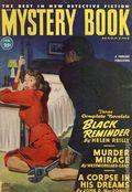 Mystery Book Magazine (1945-1950 Standard Magazines) Pulp Vol. 8 #1