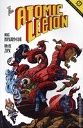 Atomic Legion TPB (2021 Dark Horse) 1-1ST