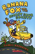 Banana Fox and the Secret Sour Society GN (2021 Scholastic) 1-1ST