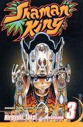 Shaman King TPB (2003-2011 Viz Digest) 3-REP