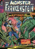 Frankenstein (1973 Marvel) German Edition 18