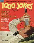 1000 Jokes Magazine (1938-1968 Dell) 105