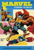 Marvel Comic Album (UK Comic) 1