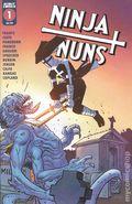 Ninja Nuns Bad Habits Die Hard (2021 Scout Comics) One-Shot 1A