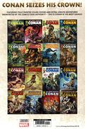Savage Sword of Conan Omnibus HC (2019 Marvel) The Original Marvel Years 4B-1ST
