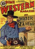 Dime Western Magazine (1932-1954 Popular Publications) Pulp Vol. 33 #3