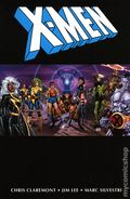 X-Men Omnibus HC (2021 Marvel) By Chris Claremont and Jim Lee 2nd Edition 1B-1ST